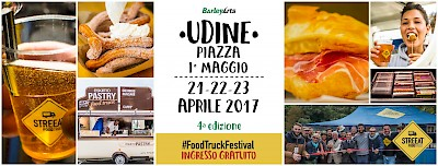 STREEAT  FOOD TRUCK FESTIVAL UDINE