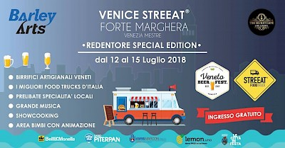 Venice Streeat - Redentore Special Edition