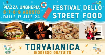 TYPICAL TRUCK STREET FOOD - TORVAIANICA