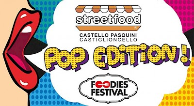 Castiglioncello Streetfood Village in Foodies Festival